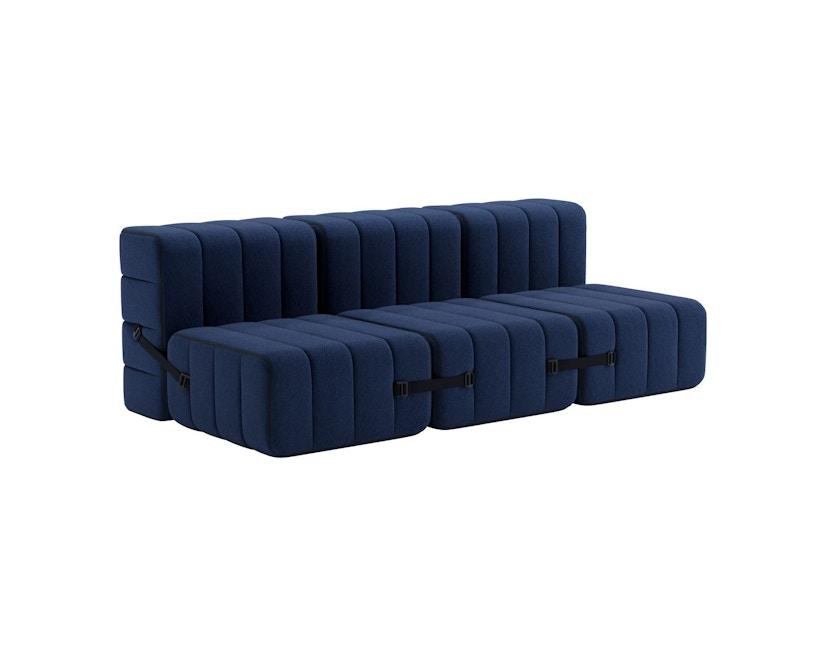 Curt 6er Set z.B. Flexibler 3-Sitzer