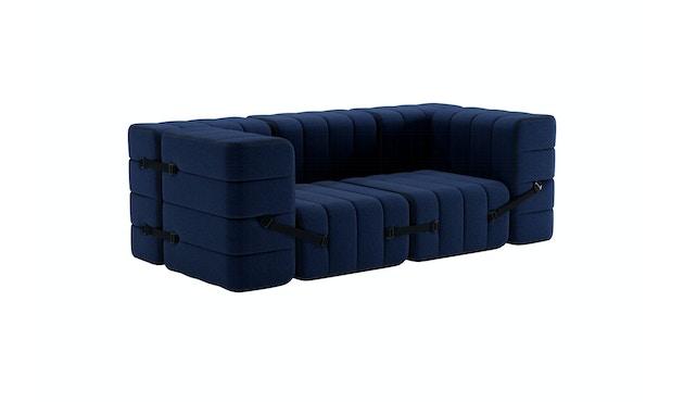 Curt 7er Set z.B. Flexibler 2-Sitzer mit Armlehnen