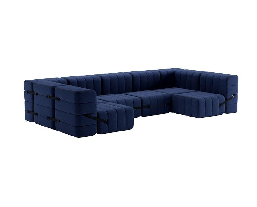 Curt 15er Set z.B. Flexibles U-Sofa