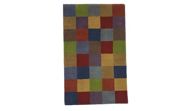 Nanimarquina - Cuadros 1996 Teppich - mehrfarbig - 85 x 135 - 1