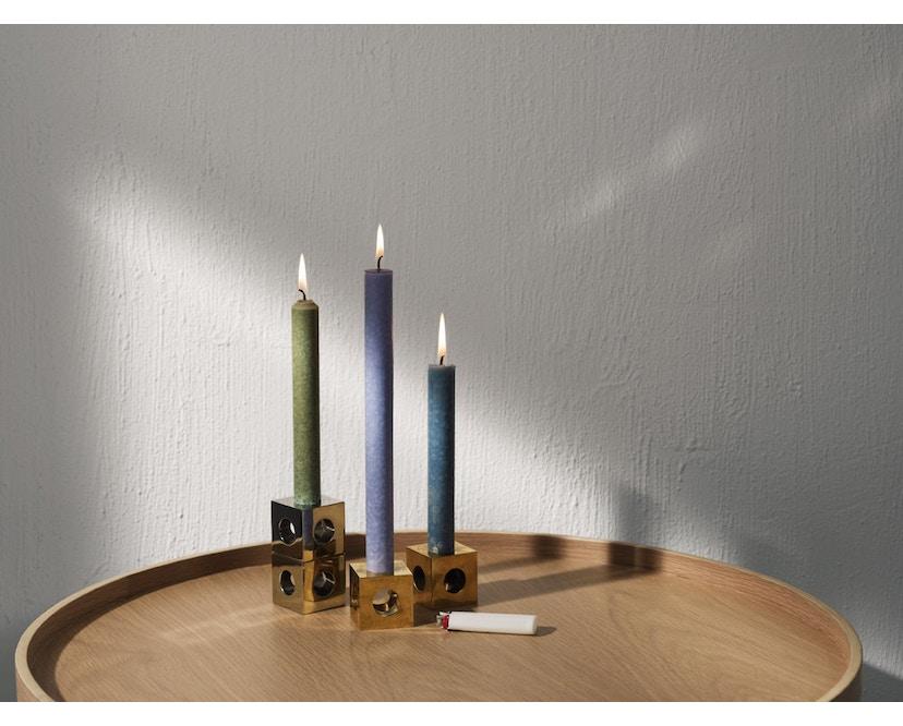 Menu - Cube Kerzenständer - 2