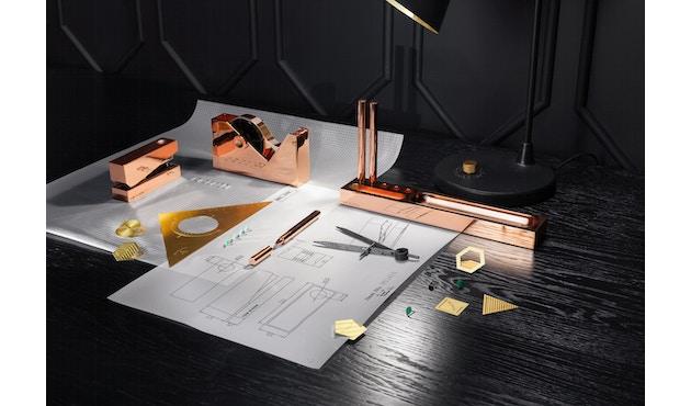 Tom Dixon - Cube Kugelschreiber - 6