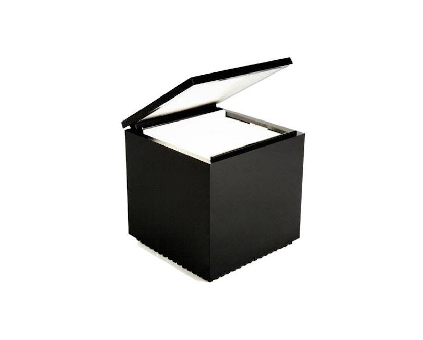 Cini & Nils - Cuboluce LED - weiß - zwart - 0