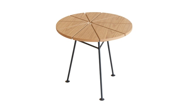 OK Design - Bam Bam Tisch - Natural Oak - Small n' tall - 1