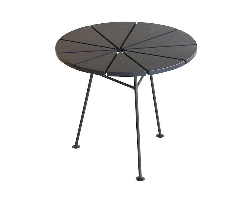 OK Design - Bam Bam tafel - zwart - Hoogte 44 cm - 1