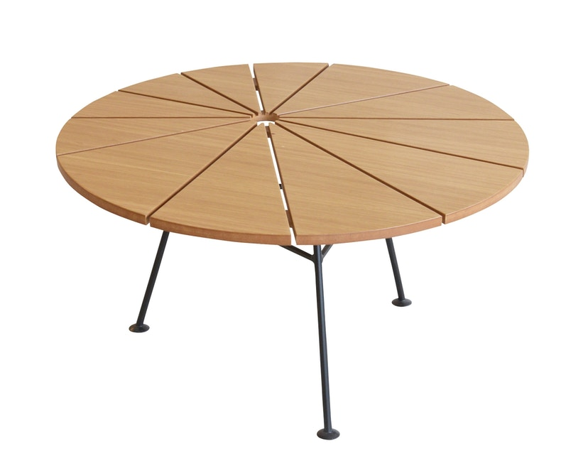 OK Design - Bam Bam Tisch - Natural Oak - Big n' low - 1