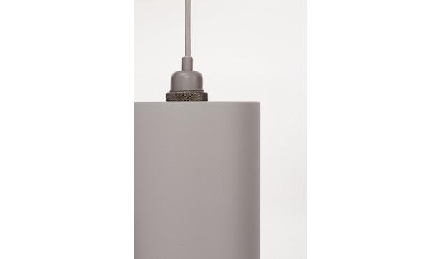 Frama - Luminaire Cylinder gris - Ø 12 cm - 1