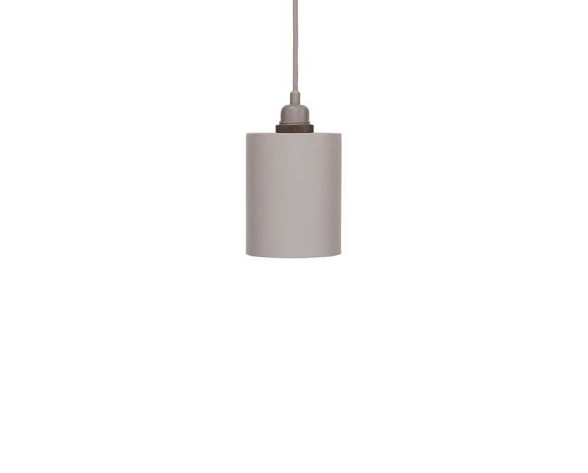 Frama - Luminaire Cylinder gris - Ø 12 cm - 0