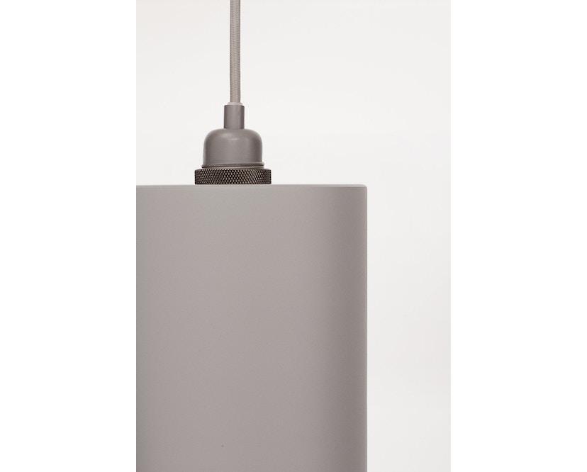 Frama - Cylinder Leuchte - grey - Ø 17 cm - 2