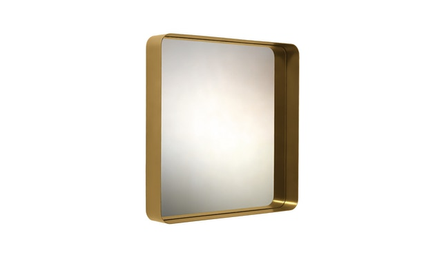 Classicon - Cypris spiegel - 70 x 70 cm - messing - 1