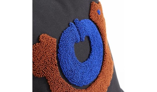 Ames - Nido kussen Pichu - nachtblauw - 1