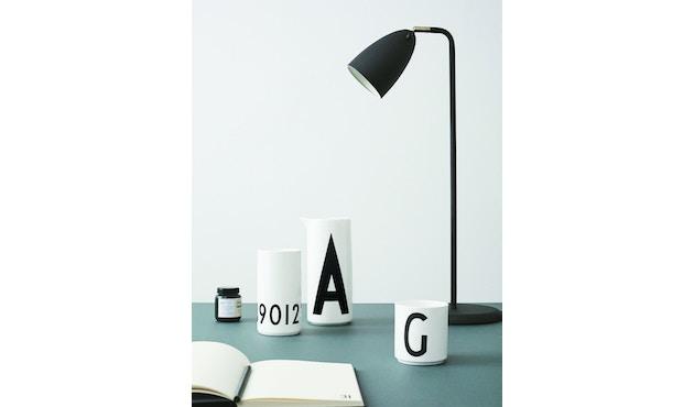 DESIGN LETTERS - Personal Porzellanbecher - weiß - G - 2