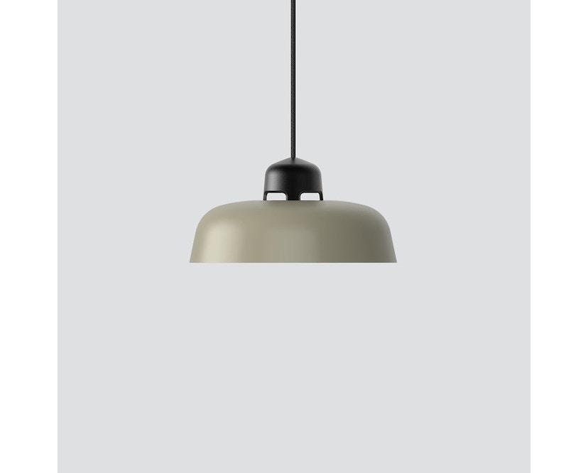 Wästberg - Dalston w162 pendellamp - Silk Grey - Led zwart - 30 x 15 cm - 1
