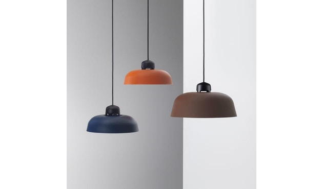 Wästberg - Dalston w162 Pendelleuchte - 30 x 15 cm - LED schwarz - schwarz - 6