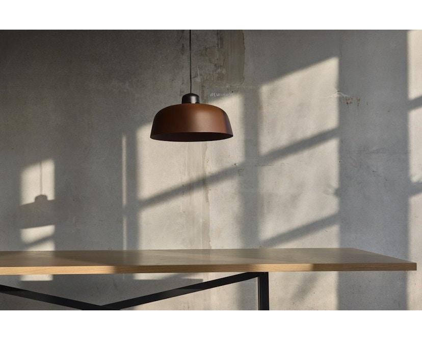 Wästberg - Dalston w162 Pendelleuchte - 37 x 20 cm - LED schwarz - schwarz - 3