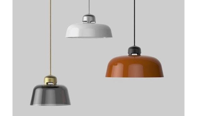 Wästberg - Dalston w162 Pendelleuchte - 37 x 20 cm - LED schwarz - schwarz - 4
