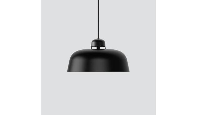 Wästberg - Dalston w162 Pendelleuchte - 37 x 20 cm - LED schwarz - schwarz - 1