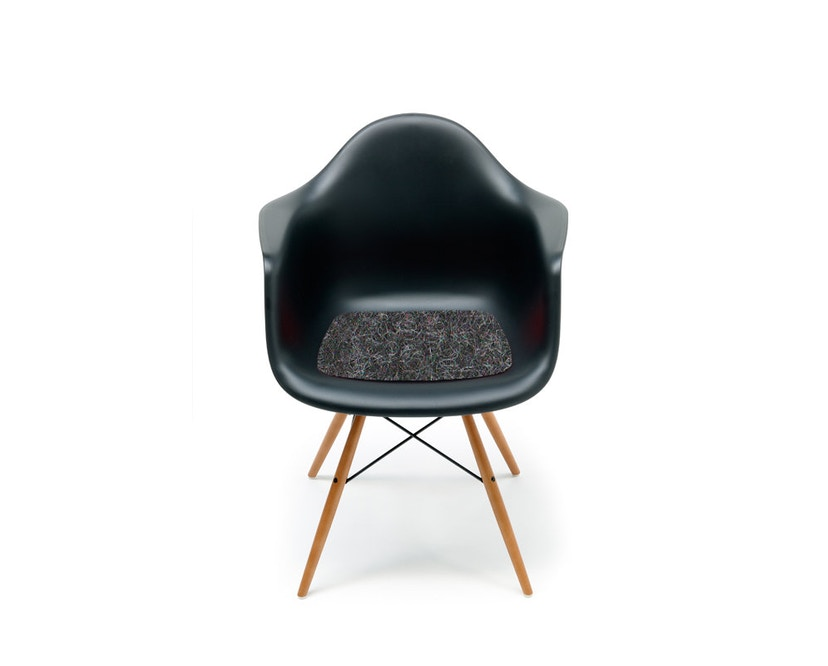 Hey-Sign - Stoelhoes Eames Plastic Armchair - 08 grafiet - 2