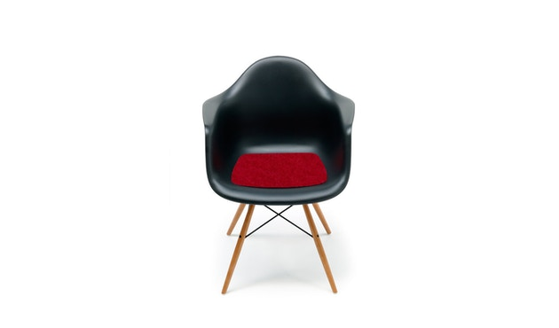 Hey-Sign - Stoelhoes Eames Plastic Armchair - 11 rood - 1