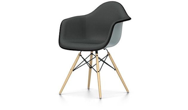 Vitra - DAW mit Vollpolster - eisgrau - Sitzhöhe 46 cm - 1