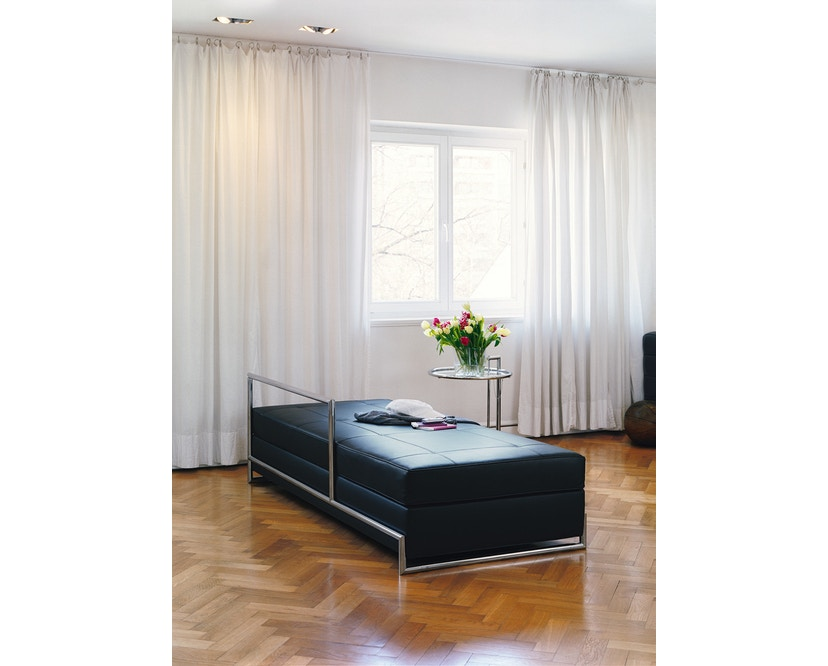 Classicon - Day Bed - Stoff Manila grau - 5