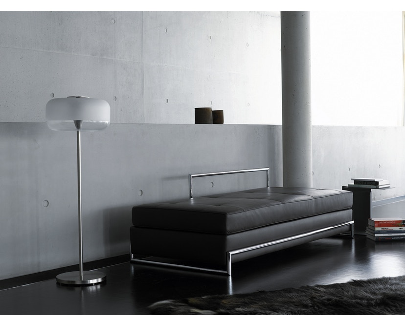 Classicon - Day Bed - Stoff Manila schwarz - 6