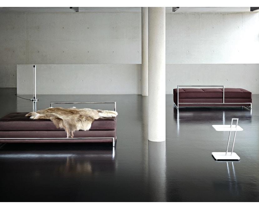Classicon - Day Bed - Stoff Manila schwarz - 7