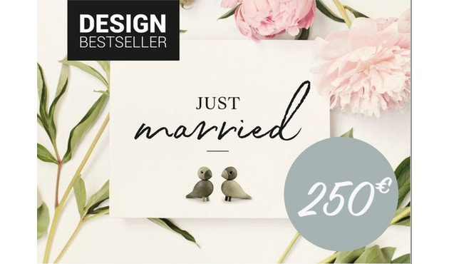 Just Married 250 Euro