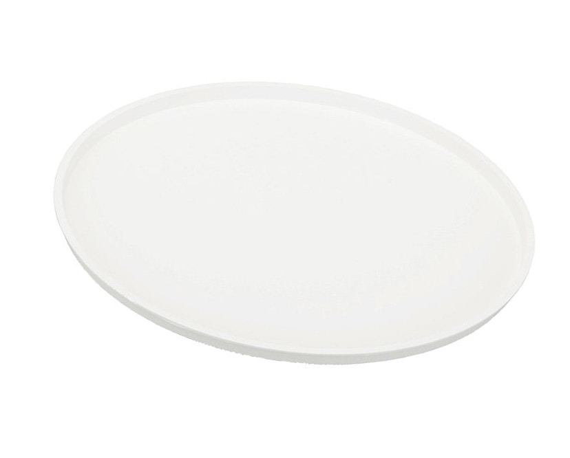 Kartell - Componibili Abschlussplatte für 1er Element - weiß - 1