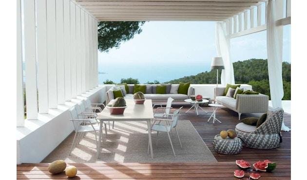 Dedon - Dala Lounge Chair - Coussin d'assise et de dossier - fire - 8