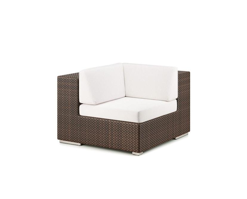 Dedon - Lounge Eckmodul - 018 Java - 2