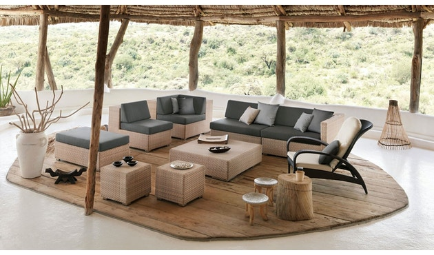 Dedon - Lounge Modul links - 018 Java - 2