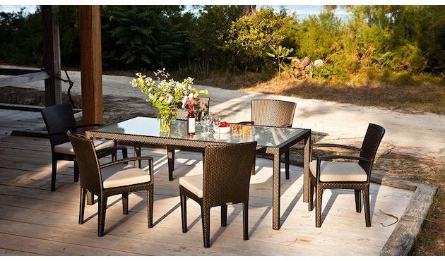 Dedon - Panama Tisch - bronze - 4