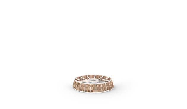 Dedon - Nestrest Untersatz, drehbar - 002 Natural - 1