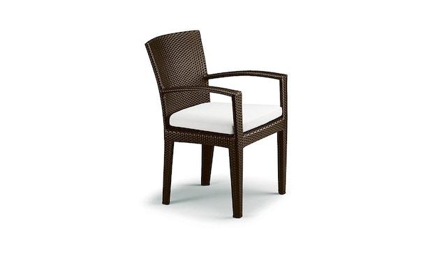 Dedon - Panama Armlehnstuhl - bronze - 1