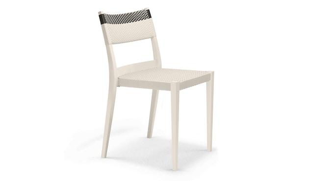 Dedon - Play stoel - chalk&carbon - 1