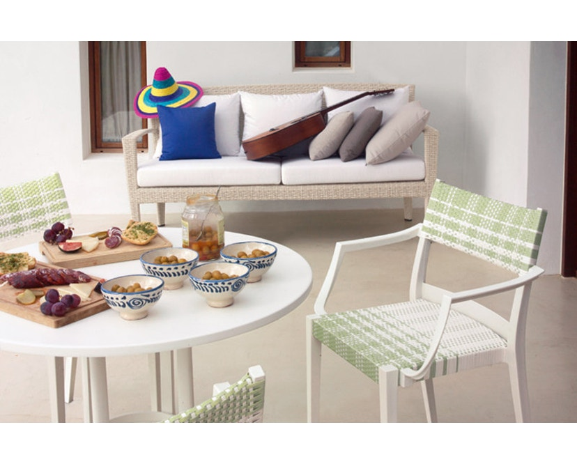 Dedon - Play stoel - chalk&carbon - 3