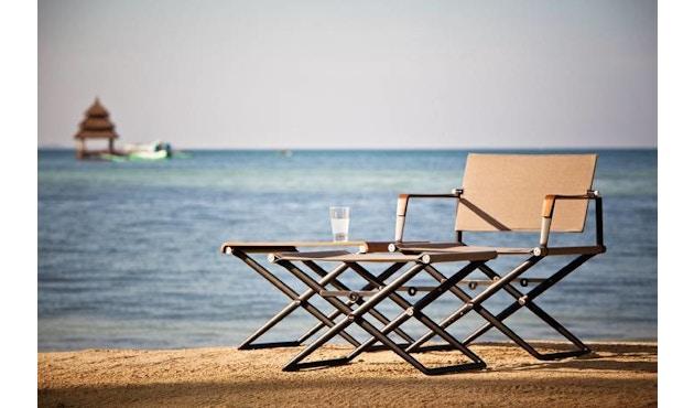 Dedon - SeaX Lounge Chair - zwart - taupe - 3