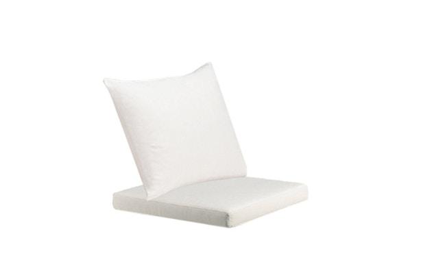 Dedon - Zitkussens + rugkussens Barcelona-fauteuil - Cool taupe - 3