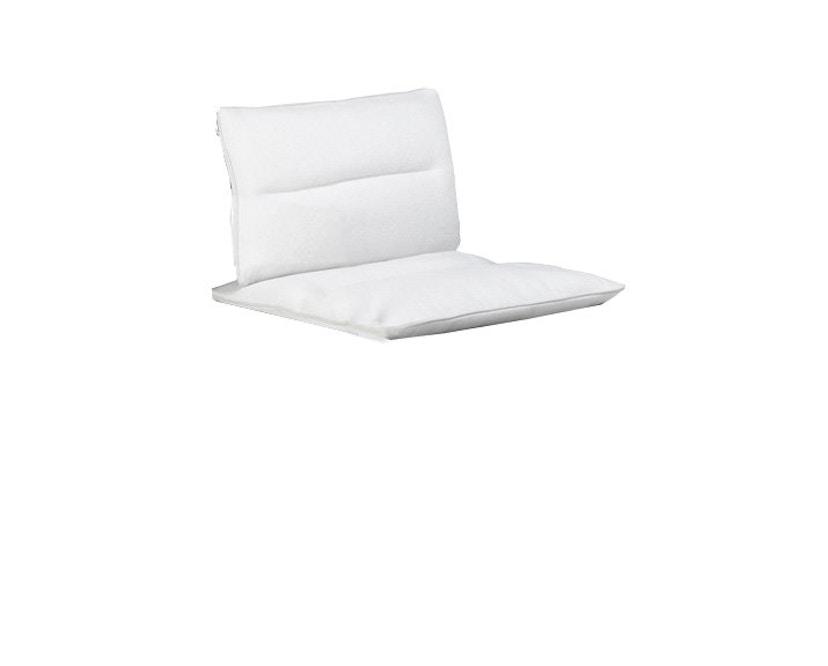 Dedon - Zitkussen + rugkussen SeaX Lounge Chair - taupe - 1