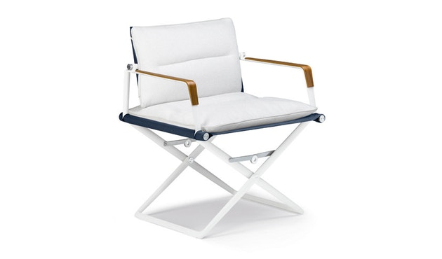 Dedon - Zitkussen + rugkussen SeaX Lounge Chair - 3