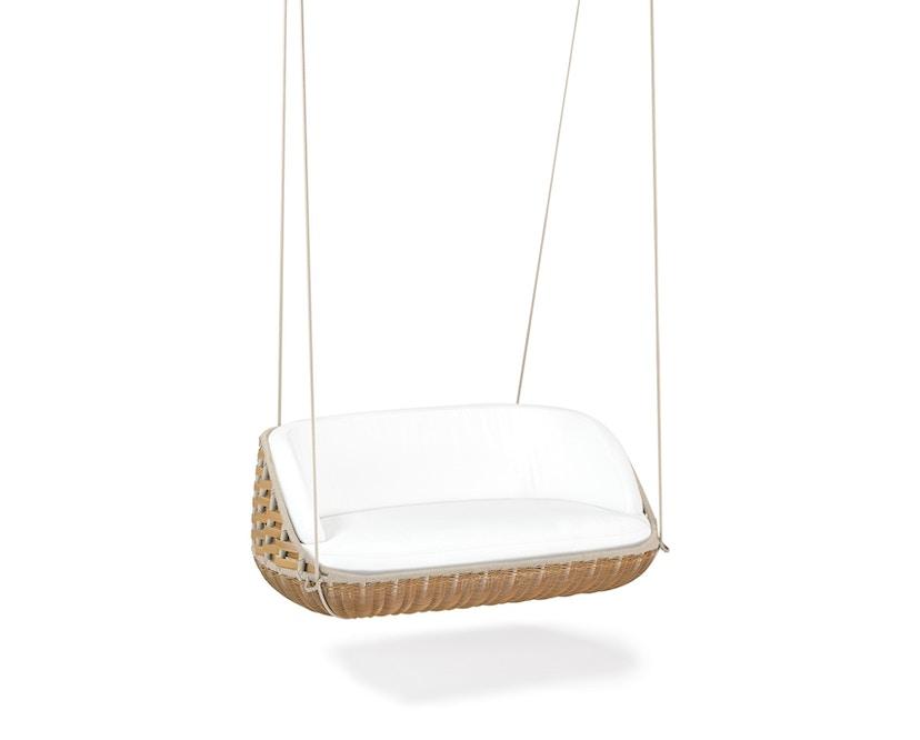 Dedon - Swingrest SwingUs 2er Sofa - 002 Natural - 1