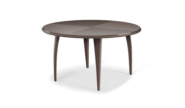 Dedon - Tango Esstisch rund 130 cm - bronze - 3