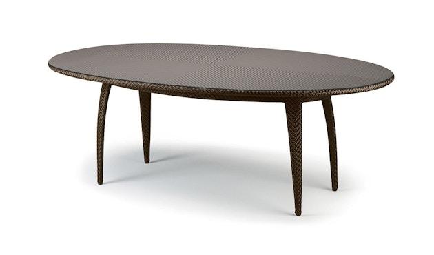 Dedon - Tango Esstisch oval - bronze - 2