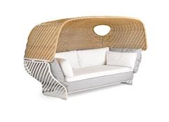 Canapé Tigmi avec toit