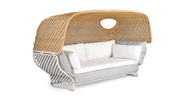 Dedon - Tigmi Sofa mit Dach - 002 Natural - 1