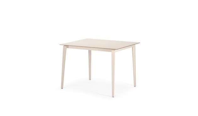 Dedon - Wa Esstisch 100x100 cm HPL lipari - 098 Lipari - 1