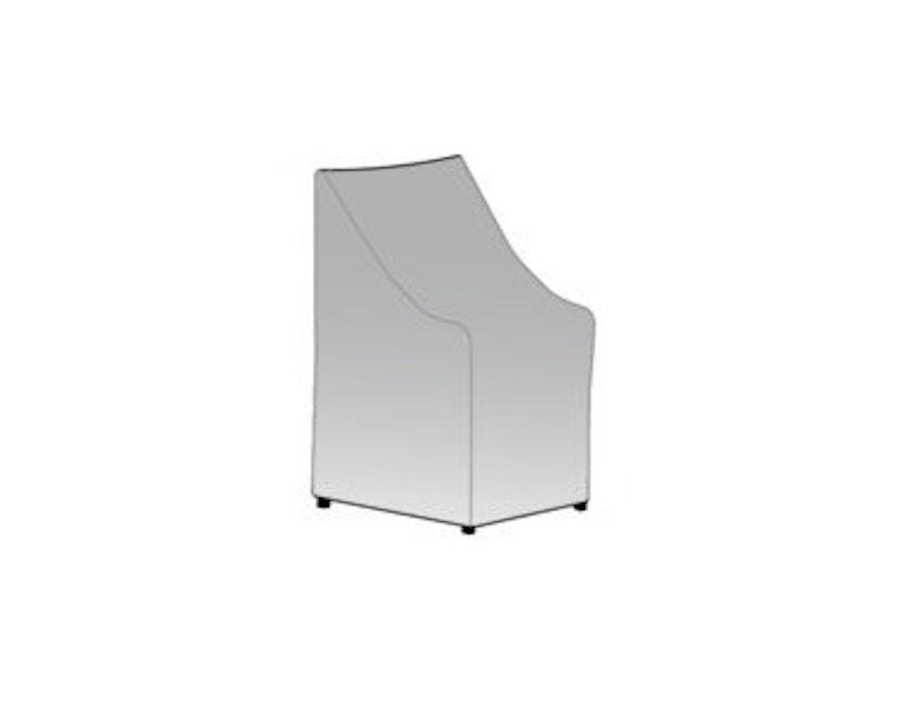 Dedon - Husse Lounge Sessel - beige - 1