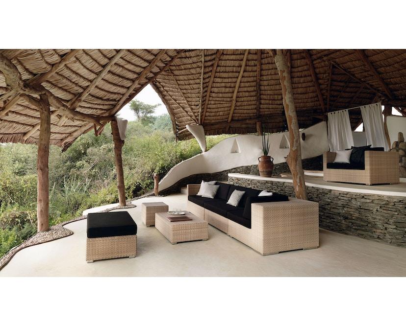 Dedon - Lounge kruk - 2