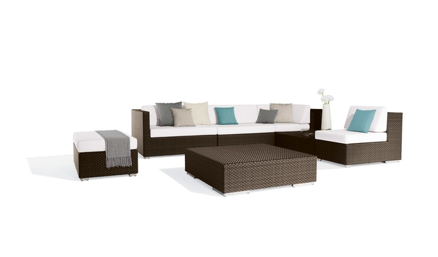 Dedon - Lounge Sessel - java - 3